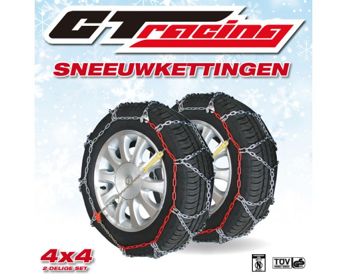 Catene da neve 4x4 - CT-Racing KB39