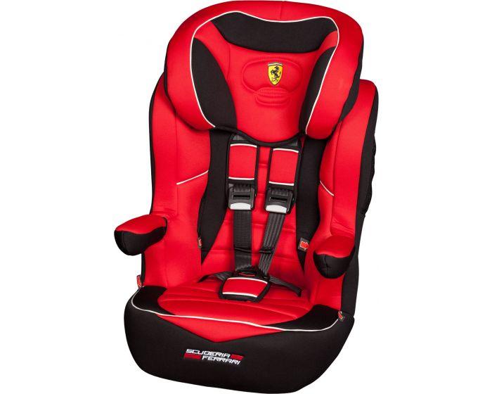 Seggiolino Auto Ferrari I-Max SP Rosso Gruppo 1/2/3