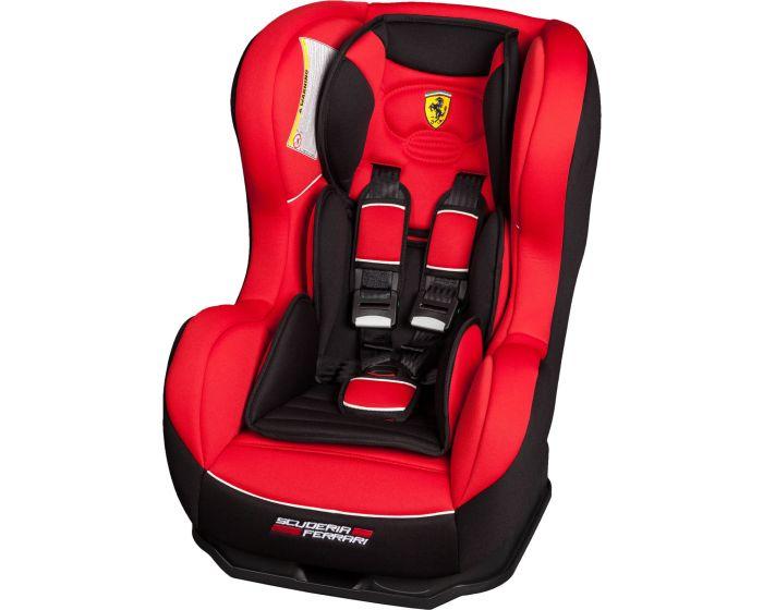 Seggiolino Auto Ferrari Cosmo SP Rosso Gruppo 0/1