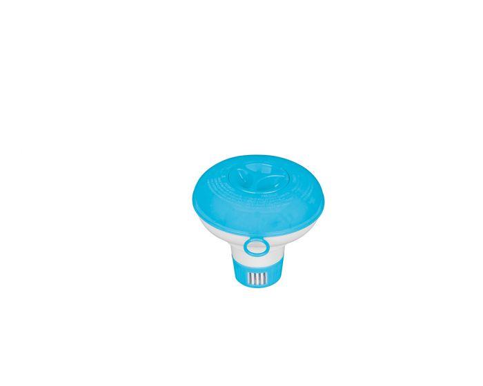 Dosatore di cloro galleggiante INTEX™ piccolo (Ø 12,7 cm)