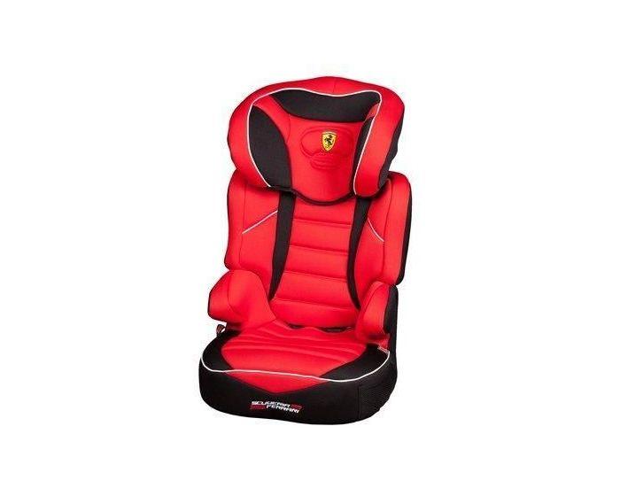 Seggiolino Auto Ferrari Befix SP Rosso Gruppo 2/3