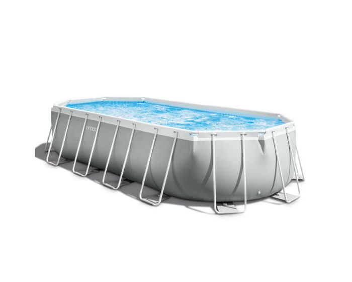 INTEX™ Prism Frame Piscina - Ø 610 x 305 cm (set)
