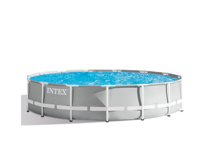 INTEX™ Prism Frame Piscina - Ø 457 x 107 cm (set)
