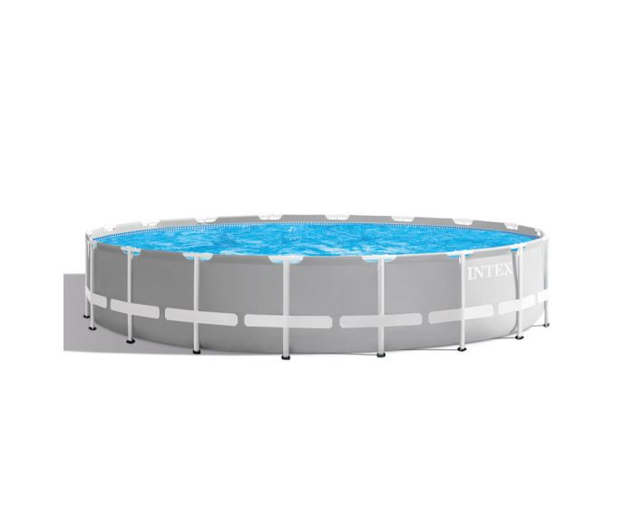 INTEX™ Prism Frame Piscina - Ø 549 x 122 cm (set)
