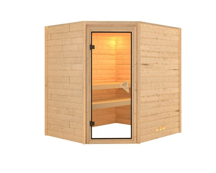Sauna Interline Otava 196x170x198