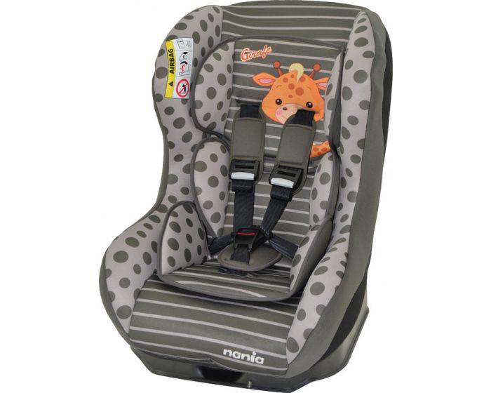 Seggiolino Auto Nania Driver Giraffa 0/1