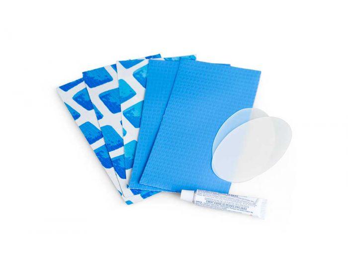 Kit di riparazione Intex - blu