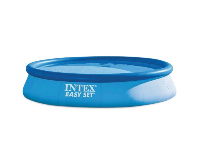INTEX™ Easy Set Piscina - Ø 396x84 cm
