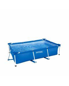 INTEX™ Metal Frame Piscina - 260 x 160 cm