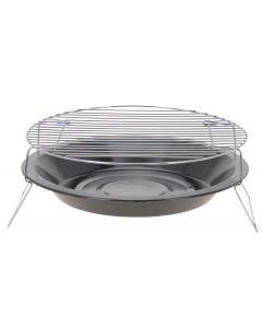 Mini barbecue a carbonella