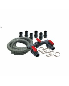 Bypass kit per riscaldatore da piscina