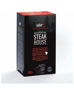 Weber Premium Steak House carbone di legna  3 kg