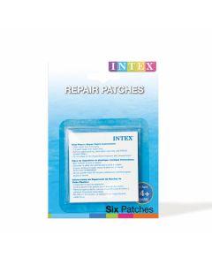 Kit di riparazione INTEX™ - 6 toppe autoadesive