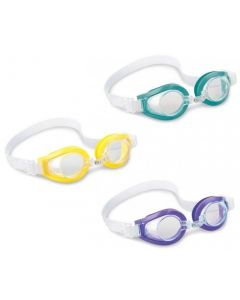 Occhialini mare e piscina INTEX™ Play Goggles