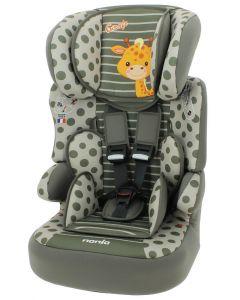 Seggiolino Auto Nania Beline SP Giraffa 1/2/3