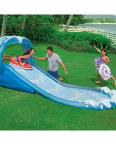 Scivolo gonfiabile Intex Surf N Slide