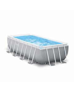 INTEX™ Prism Frame Piscina - 400 x 200 cm (set)