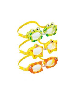 Occhialini mare e piscina INTEX™ Fun Goggles