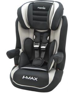 Seggiolino Auto Nania I-Max LX Agora Nero 1/2/3