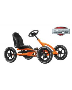 Kart a pedali BERG Buddy arancione
