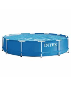 INTEX™ Metal Frame Piscina - Ø 366 cm