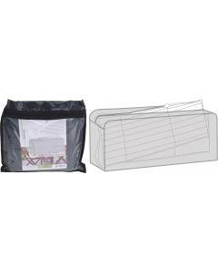 Borsa di stoccaggio per cuscini 135 x 32 x 50 cm
