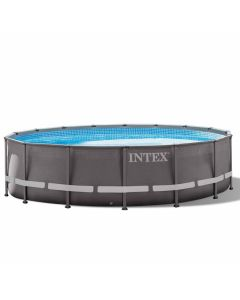 INTEX™ Ultra Frame Piscina - Ø 488 cm (set)