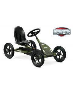 Kart a pedali BERG Jeep Junior