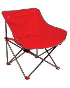 Coleman sedia da campeggio kick-back red