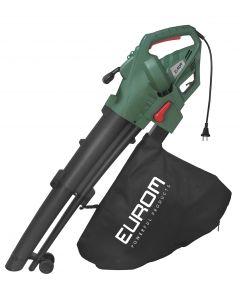 Soffiatore/aspiratore per foglie Eurom Gardencleaner 3.000 W