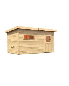 Set sauna Interline Rauma 3 393x231x239 cm