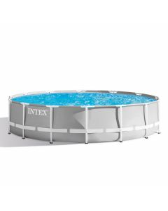 INTEX™ Prism Frame Piscina - Ø 427 x 107 cm (set)