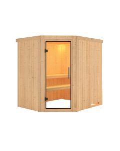 Set sauna Interline Kouva 200x170x200