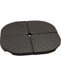 Pietra per base per ombrellone Base 17 kg