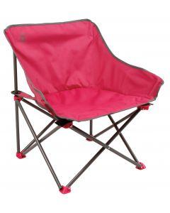 Coleman sedia da campeggio kick-back pink