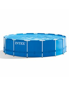 INTEX™ Metal Frame Piscina - Ø 457 x 122 cm (set)
