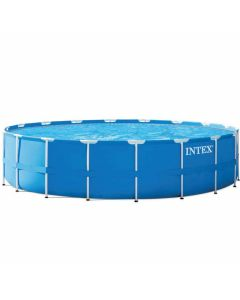 INTEX™ Metal Frame Piscina - Ø 549 x 122 cm (set)