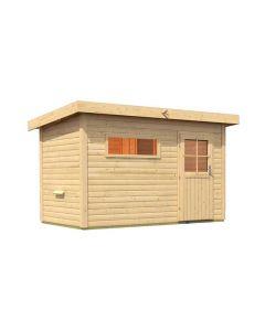 Set sauna Interline Rauma 1 337x196x228