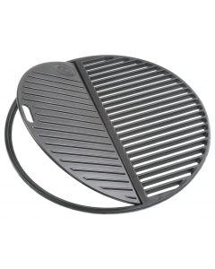 Outdoorchef griglia in ghisa 2 pezzi Ø45 cm