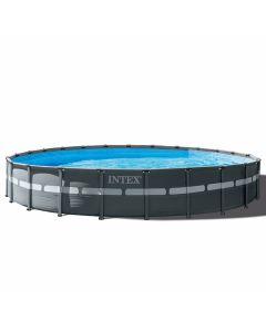 INTEX™ Ultra XTR Frame Piscina - Ø 732 cm (set incl. Pompa di filtrazione a sabbia)