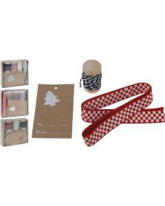 Set decorazioni per regali