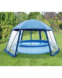 Tenda per piscine