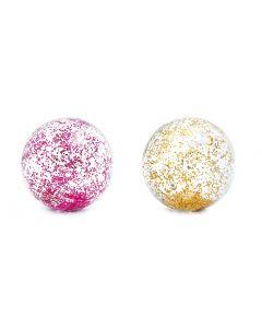 INTEX™ Pallone trasparente con glitter