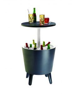 Keter Cool Bar, tavolino e ghiacciaia in 1