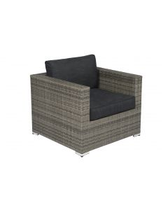 Poltrona lounge elegante Baccarra