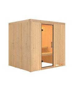 Set sauna Interline Kuha 200x170x200