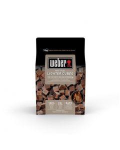 Weber Cubetti accendifuoco  - 48 pezzi marrone