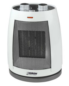 Stufetta Safe-T-Heater  Eurom 1500W in ceramica