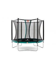 Trampolino elastico BERG Talent 240 + rete di sicurezza Comfort