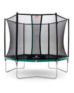 Trampolino elastico BERG Talent 300 + rete di sicurezza Comfort